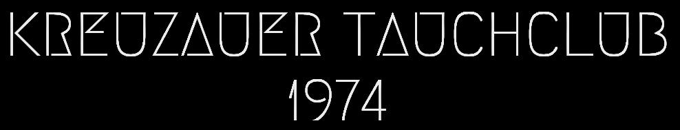 KREUZAUER TAUCHCLUB 1974 Logo